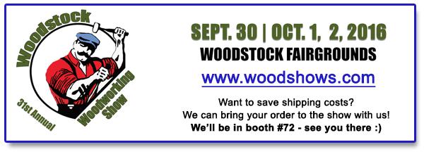 Woodstock Wood Show