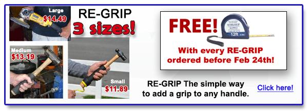 Free Measuring Tape!