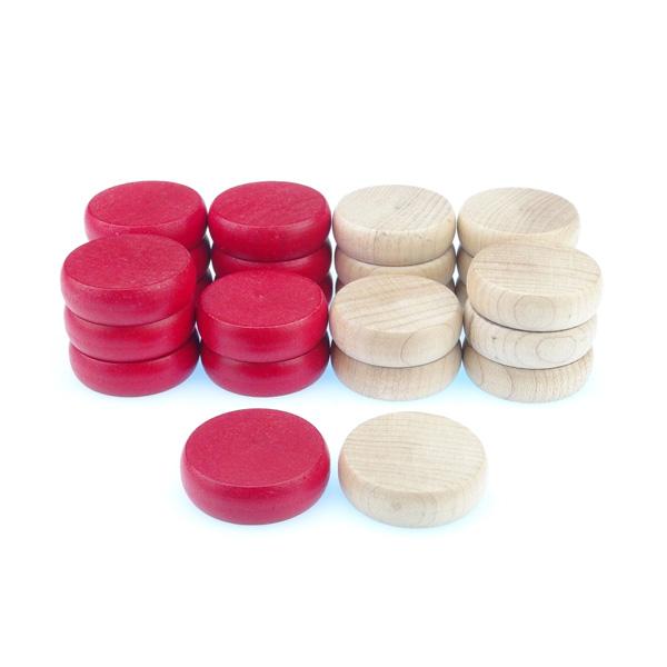 how to make crokinole discs