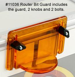 Router Bit Guard