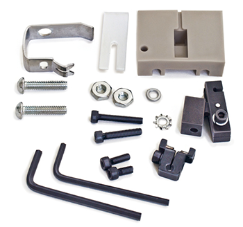 Scroll saw conversion kit workshop supply accept both plain end and pin end blades greentooth Choice Image