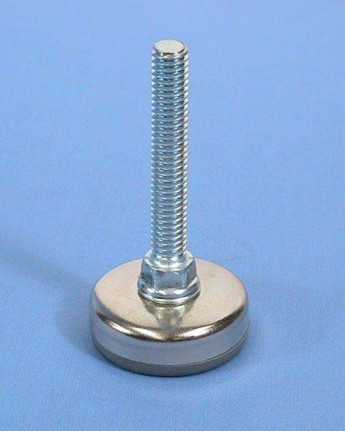 Adjustable Furniture Glide 5 16 Thread Head Diameter 1 3 8