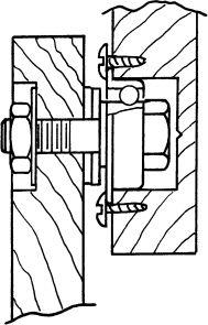 Маятниковый механизм для кресла качалки своими руками