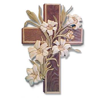 Easter Cross Intarsia Plan | WORKSHOP SUPPLY