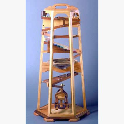 Book Of Woodworking Gumball Machine In Australia By Benjamin | egorlin.com