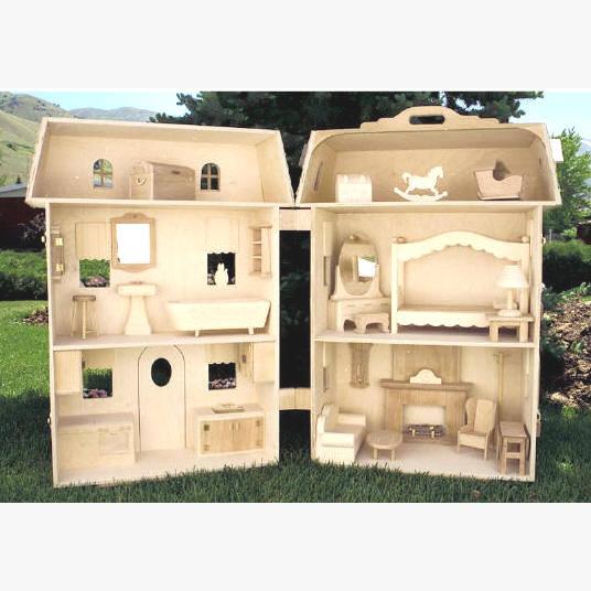 Barbie House Plan