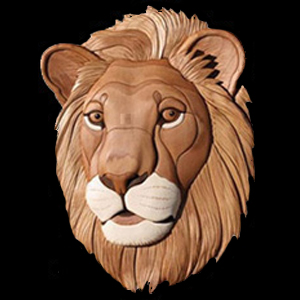 Advanced Lion Intarsia Pattern Workshop Supply