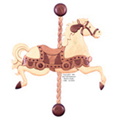 Carosel Horse Wood Carving Patterns Patterns For You