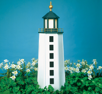 The Winfield Collection Lighthouse Plan Workshop Supply