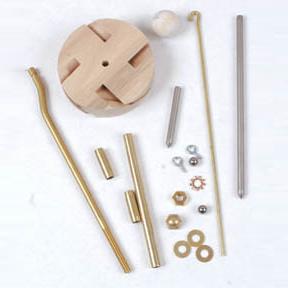 Wood Whirligig Kits PDF Plans