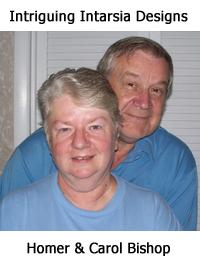Carol and Homer Bishop